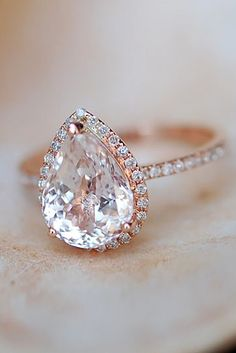 27 Halo Engagement Rings Or How To Get More Bling For Your Money ❤️ Halo engagement rings are popular among of bridal jewelry and have gorgeous look on her hand. See more: http://www.weddingforward.com/halo-engagement-rings/ #wedding #engagement #rings