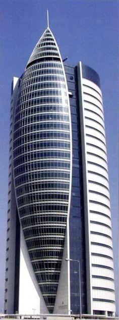 Sail Tower, Haifa (Israel)