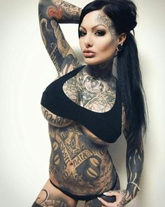 ♛❦★ Inked Girls ♛❦★ Looking for Inspiration? We have some...