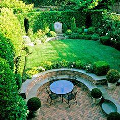 Eliyabeth Everdell Garden Design and …   ♥  Дизайн на градини от Елизабет Евърдейл и още нещо…