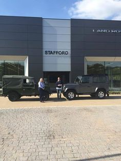 stafford land rover - Google Search
