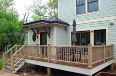 In addition to the Lap Siding there is also Hardie Shake Shingle Siding in Light Mist.