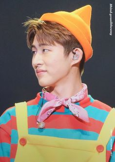 Kim Hanbin Ikon, Ikon Kpop, Ill Wait For You, Ikon Debut, Funny Boy, Kim Dong, Always Smile, My Everything, Dimples