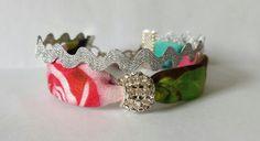 Bracelet Strass Rose EloDie Bijoux