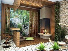 Дизайн террасы. 50 вариантов - Сундук идей для вашего дома - интерьеры, дома, дизайнерские вещи для дома