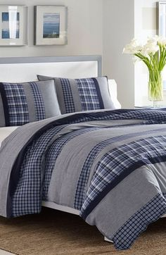 Nautica 'Adelson' Comforter Set available at #Nordstrom