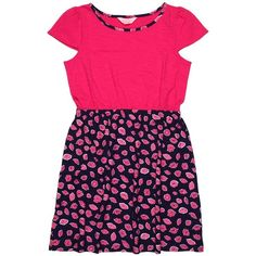 Lilly Pulitzer Kids Mini Sadie Dress (Toddler/Little Kids/Big Kids) ($29) ❤ liked on Polyvore