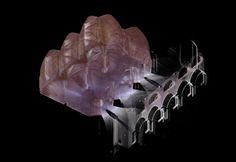 Doctor Ojiplatico. Scott Page Design. 3D Laser Scanning Project