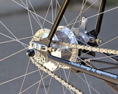 The Monkey Lab: Fits By Paul City Bike with Rohloff SPEEDHUB 500/14