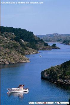 Addaia (MENORCA) http://www.hoteles-y-turismo-en-baleares.com/ #turismoBaleares #balearicTourism