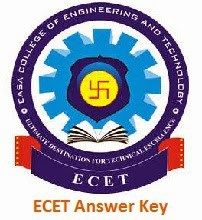 AP ECET Answer Key 2016 Mechanical CSE Set A/B/C/D apecet.org