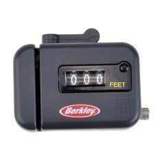 Berkley Clip-On Line Counter, Black