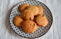 cretangastronomy.gr Apple Recipes, Dog Food Recipes, Tea Time, Pancakes, Cookies, Breakfast, Healthy, Desserts, Crack Crackers
