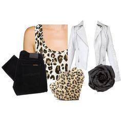 Cheetah, created by laurendoubleu.polyvore.com
