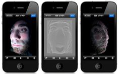 Trimensional / 3d scanner for iPhone