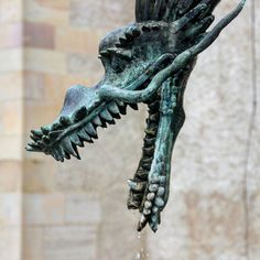 Drachenkopf - Drachenmaul