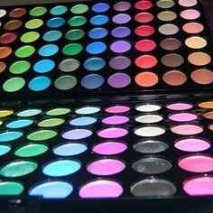 Enter To Win 100 Piece Eye Shadow Palette!