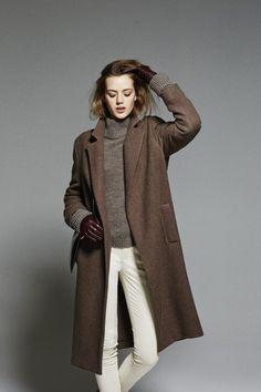 Cute fashion outfits ideas – Fashion, Home decorating Estilo Fashion, Fashion Mode, Look Fashion, Womens Fashion, Mode Outfits, Casual Outfits, Fashion Outfits, Fall Winter Outfits, Autumn Winter Fashion