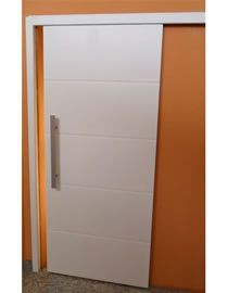 Aero Portas - Sistema de Correr - Portas de Correr de Madeira - Kit de Correr