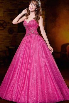 Vestido de Debutante Sweet & Pepper 16