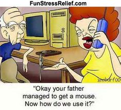 tech cartoons | Author: funstressrelief. Jan. 7, 2011
