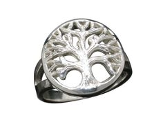 Sterling Silver Tree Of Life Ring – Butterfly Jewellery Tree Of Life Ring, Tree Of Life Jewelry, Butterfly Jewelry, Body Jewellery, Sterling Silver Jewelry, Rings For Men, Women Jewelry, Stainless Steel, Men Rings