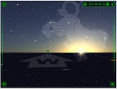 Star Walk is the most beautiful stargazing app you've ever seen on a mobile device. It will become your go-to interactive astro guide to the night sky, following your every movement in real-time and allowing you to explore over 200, 000 celestial bodies with extensive information about stars and constellations that you find.