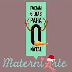Ho ho ho!!!!! #materniarte  #estaChegandoONatal