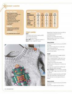 Love Knitting for Babies March 2016 - 轻描淡写 - 轻描淡写 Love Knitting, Baby Sweater Patterns, Baby Sweaters, Sweater Weather, Men Sweater, Fashion, Moda, Fashion Styles, Men's Knits