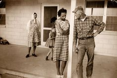 Richard and Mildred Loving, interracial couple whose legal case successfully dismantled miscegenation laws in 1967.