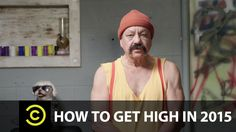 How to Get High in 2015 (featuring Cheech Marin) - YouTube