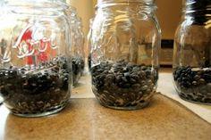canning black beans w/o pre-soaking