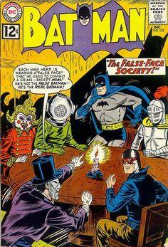 Batman Vol 1 152 - DC Comics Database