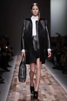 Another coat I particularly adored from the #Valentino #FW13 #RTW show