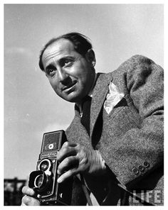 Alfred Eisenstaedt (December 6, 1898– August 24, 1995) was a German-American photographer and photojournalist. He is renowned for his candid photographs, frequently made using various models of a 35mm Leica rangefinder camera.