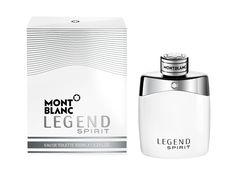 Legend Spirit es la nueva fragancia de Montblanc.                              …
