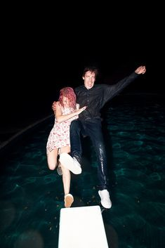 Nightswimming by Jason Landis - Fashion Grunge The Wombats, Teenage Wasteland, Rock Poster, The Love Club, Film Photography, Teenager Photography, Friend Photography, Maternity Photography, Couple Photography