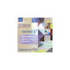 Soyeon Lee - Scriabin: Piano Music, Vol. 2 (CD)