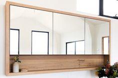 Solid Timber & Wooden Bathroom Vanities | Modern Timber Bathroom Vanity