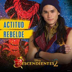 Jay the son of Jafar Disney Channel Descendants 2, Descendants Wicked World, Descendants Cast, Disney Original Movies, Best Disney Movies, Cameron Boyce, Disney Junior, Dianne Doan, Dreamworks