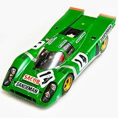 ManicSlots' slot cars and scenery: GALLERY: Porsche 917K