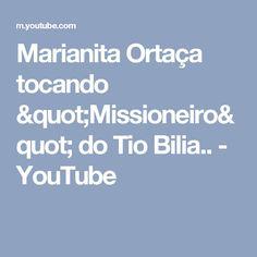 "Marianita Ortaça tocando ""Missioneiro"" do Tio Bilia.. - YouTube"