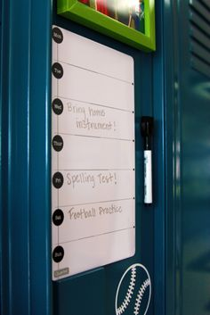 IHeart Organizing: Back to School Organizing: Pimp My Locker
