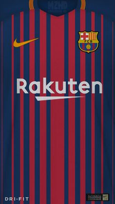 FC Barcelona 17-18 kit home updated ( the other has been deleted )