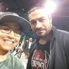 "648 Likes, 1 Comments - Roman Reigns-One Versus All (@romanreignsonevsall) on Instagram: ""#RomanReigns #worldofwheels signing Credit borgusanette/Twitter"""