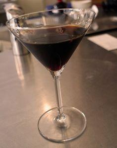 Chocolade Vodka Martini » Culy.nl