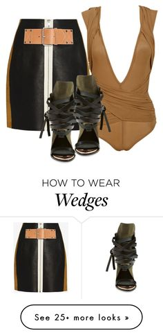 """""""Untitled #2657"""" by teastylef on Polyvore featuring Alexander Wang, Ivy Kirzhner, women's clothing, women, female, woman, misses and juniors"""