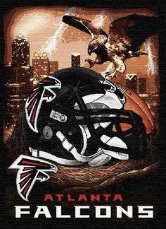 Falcons helmet/eagle