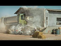 Volvo Trucks - Look Who's Driving feat. 4-year-old Sophie (Live Test) - YouTube