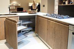 Systemy do szafek kuchennych